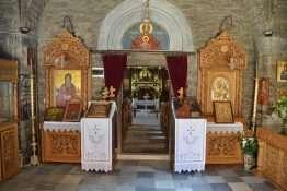 Η Ιερά Μονή Ευαγγελισμού της Θεοτόκου Σκιάθου και το Εργο της
