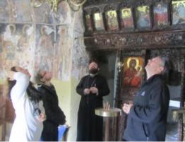 Μονής Παναγίας Κεχριάς Σκιάθου για την αποκατάστασή