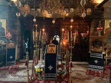 Πρώτη Προηγιασμένη Εσπερινή Θεία Λειτουργία
