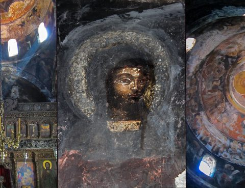 ένταξη στο ΕΣΠΑ Θεσσαλίας 2014-2020 του έργου «Στερέωση και αποκατάσταση, συντήρηση του τοιχογραφικού διακόσμου, του τέμπλου και των εικόνων του καθολικού της Ι. Μ. Εισοδίων της Θεοτόκου (Παναγίας Εικονίστριας) Σκιάθου»,